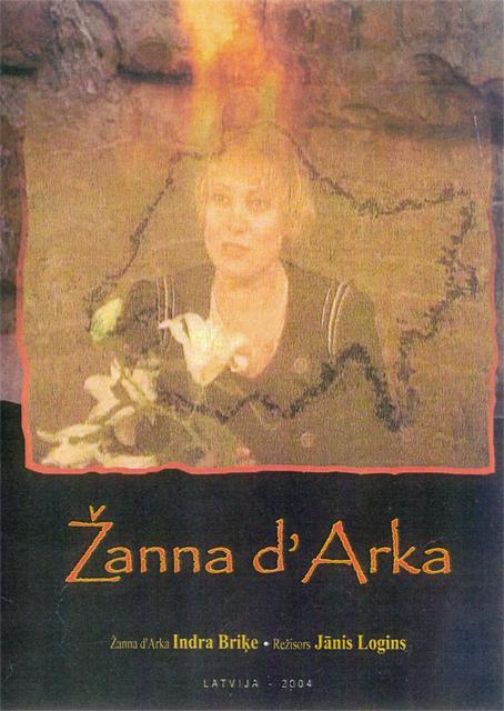 Žanna d'Arka